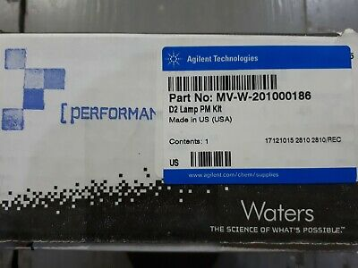 Waters Deuterium Lamp Performance Maintenance Kit 201000186