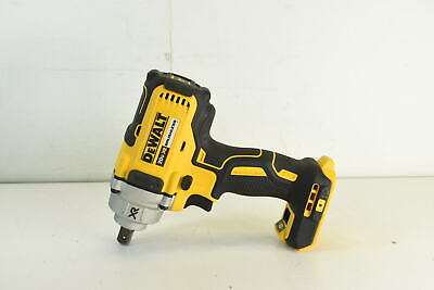 DEWALT 20-Volt MAX XR Lithium-Ion Cordless Brushless 1/2 in. Impact Wrench