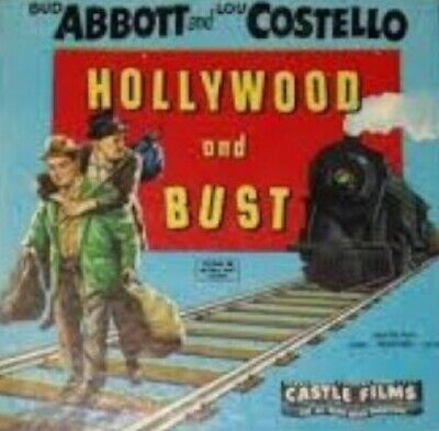 Hollywood And Bust 16mm Film