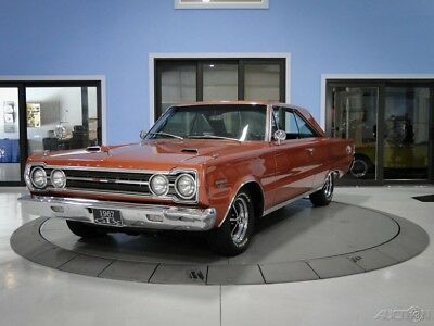 1967 Plymouth GTX  Collectible Turbine Bronze