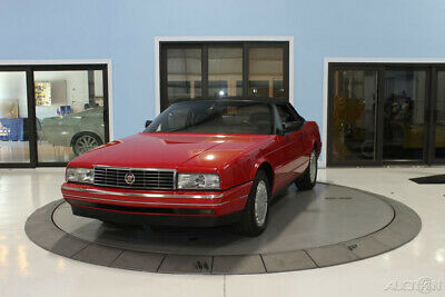 1990 Cadillac Allante 2dr Coupe Convertible 1990 2dr Coupe Convertible Used 4.5L V8 16V Automatic FWD