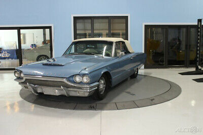 1964 Ford Thunderbird Convertible 1964 Convertible Used Automatic