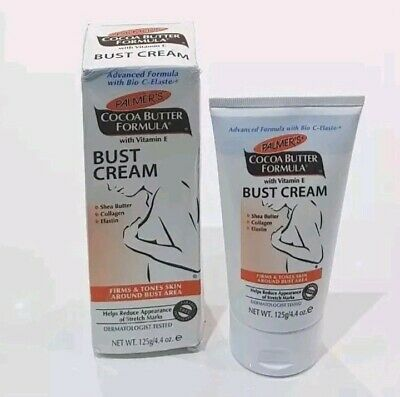 Palmer's Cocoa Butter Formula Bust Firming Cream 125g New - STOCK CLEARANCE