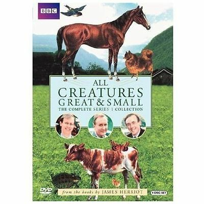 All Creatures Great & Small: The Complete Series 1 Collection [New DVD]