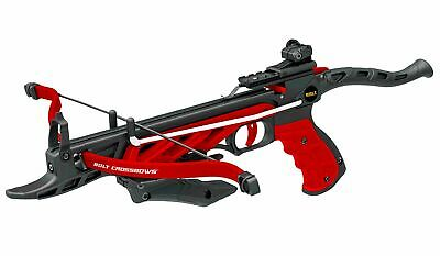 Bolt Crossbows The Impact 80 Pound Power Series Pistol Crossbow Free Ship!