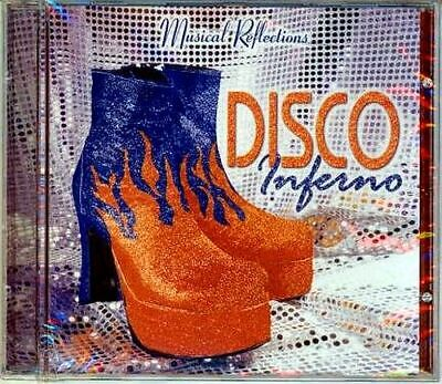 Disco Inferno Music Cd,Boogie Back To 1970'S, New