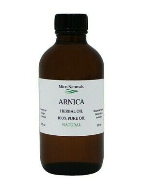 Arnica Herbal Oil Organic Heterotheca Inuloides 2 oz - 32 oz by Mico Naturals