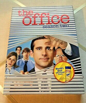 The Office Season Two DVD  Season 2 New Sealed