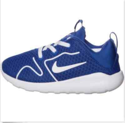best loved de163 d1e23 New Nike Kaishi 2.0 (Ps) Boy s Toddler Blue Running Shoes 844701 400 Size 2Y