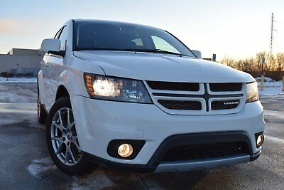 2018 Dodge Journey AWD GT-EDITION 2018 Dodge Journey GT 3.6L/V6/AWD/3-Row/JEEP FORD GMC CHEVROLET TOYOTA CARAVAN