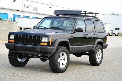 2001 Jeep Cherokee 4X4 SPORT JEEP CHEROKEE XJ / 1 OWNER / STAGE 2 / CHEROKEE XJ SPORT 4X4 / NEW BUILD