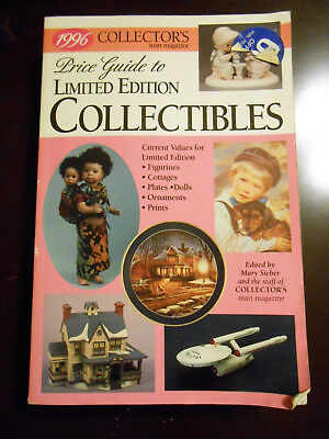1996 Price Guide to Limited Collectibles