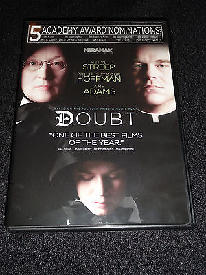 Doubt Dvd (Like New)
