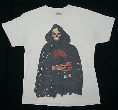 785a013b4 Yeezus Tour T Shirt LG Concert Merchandise Exclusive Kanye West Wes Lang  rare