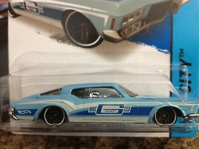 Hot Wheels 2015-015 Hw City Performance 1971 Buick Riviera Kmart Loose Carded