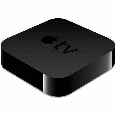 Apple TV (3rd Generation) Smart Media Streaming Player A1469 With Remote