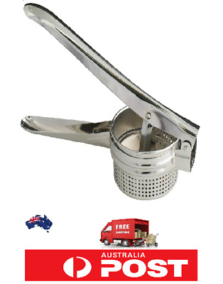 **NEW ARRIVAL Stainless Steel Potato Ricer MAGICAL Masher Press Strong**