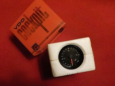"VDO COCKPIT 3 Bar OIL PRESSURE GAUGE 2"" 52mm plus BRACKET 939.641.309.00"