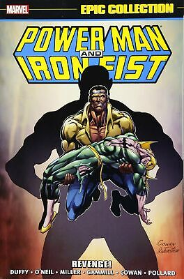 Power Man & Iron Fist Epic Collection: Revenge! (Epic Collection: Power ...
