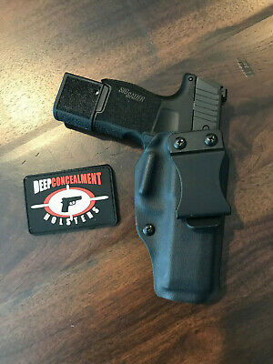 DEEP CONCEALMENT BOLTRON Bump Holster Kriss Sphinx 9mm