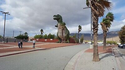 Palm Springs Lot, 5 Minutes From City Limits, Near I-10 & State Highway 62, Look