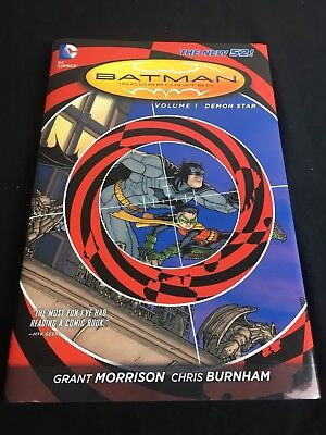 DC Comics Batman Incorporated Vol 01 Demon Star Hardcover Graphic Novel