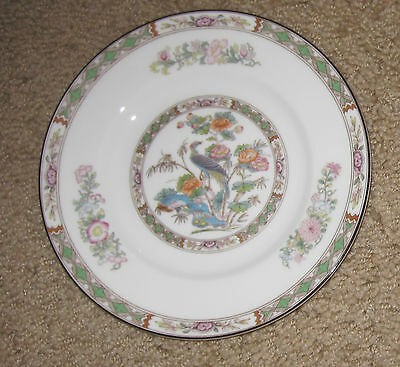 "WEDGWOOD KUTANI CRANE Bread and Butter Plate excellent 6"" Portland vase w/in W"
