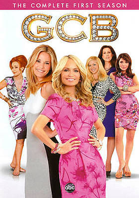 (New) GCB: The Complete First Season (DVD, 2012, 3-Disc Set)