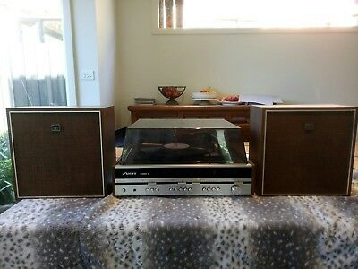 Hmv Stereo 20 record player