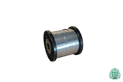 Flat Wire 0.3x0.6mm V2A 1.4301 Stainless 304 Ribbon Heating Wire 1-100 Meter