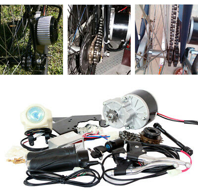 24V 36V250W Electric Motorized E-Bike Bicycle Conversion Kit