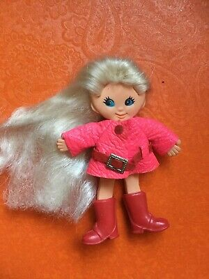 Vintage 60s Flatsy Doll Ideal