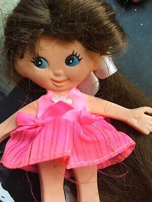 Vintage 60s Ideal Flatsy Doll