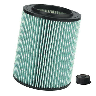 2 Pack 17912 Shop Vac Filter Replacement for Craftsman wet dry Shopvac 5 gallons