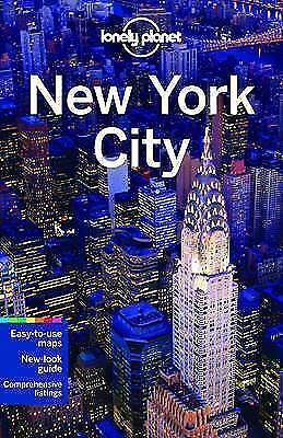 """""""AS NEW"""" Lonely Planet New York City (Travel Guide), Lonely Planet, Presser, Bra"""