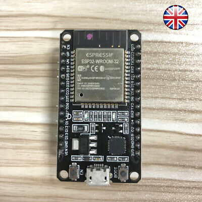 ESP-32 ESP32S Development Board 2.4GHz WiFi+Bluetooth Antenna Module