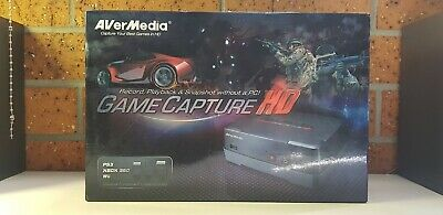 AVer Media Game Capture HD xbox ps3 wii