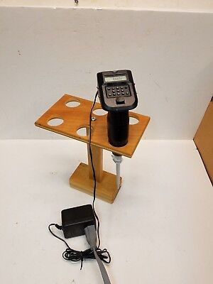 Rainin EDP1 Electronic Single Channel Digital Pipette 100uL Charger W/Stand