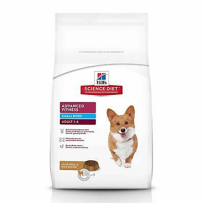Hill's Science Diet Adult Small Bites Lamb Meal & Brown Rice Dry Dog Food - 33LB