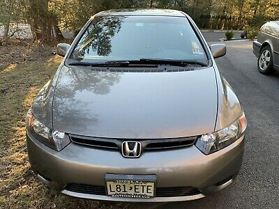 2006 Honda Civic EX 06 Up To 38MPG Airbags Floor Mats CD A/C New Spare Owners Manual Cruise