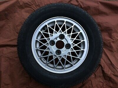 Vauxhall Astra MK2 Expression Alloy Wheel and Michelin Tyre 175/70R13 13 Inch GM