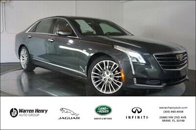 2017 Other 3.6L Luxury 2017 CadillacCT63.6L Luxury