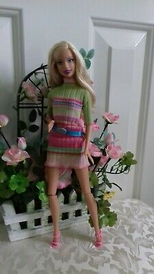 Vintage Barbie Doll In Original Outfit