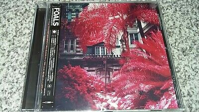 BRAND NEW CD: Foals - Everything Not Saved Will Be Lost, Part 1