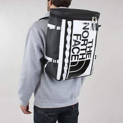 10bba65c8 THE NORTH FACE Unisex New Durable Base Camp Fuse Box Backpack TNF White