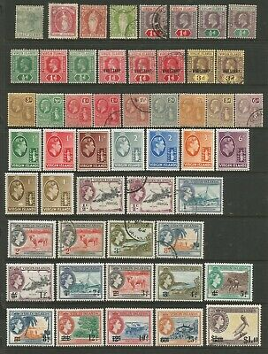British Virgin Islands  Small Mint And Used Collection