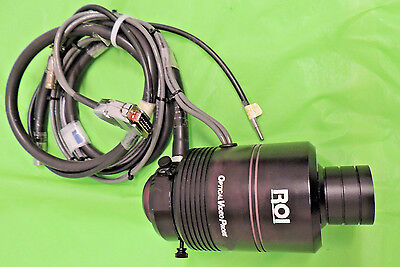 ROI RAM 30-4000-02 Optical Video Probe 15-Pin D-Sub Interface/ Light Guide Cable