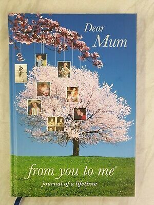Two of Dear Mum from you to me journals of a lifetime hardback 2008 Neil Coxon