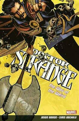 Marvel Comics Doctor Strange The Way of the Weird - Graphic Novel (Paperback)