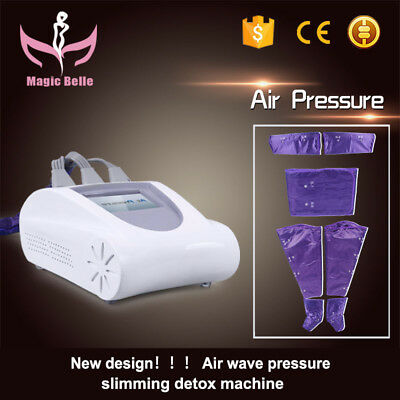 Air Pressure Pressotherapy Lymph Drainage body relax massage device